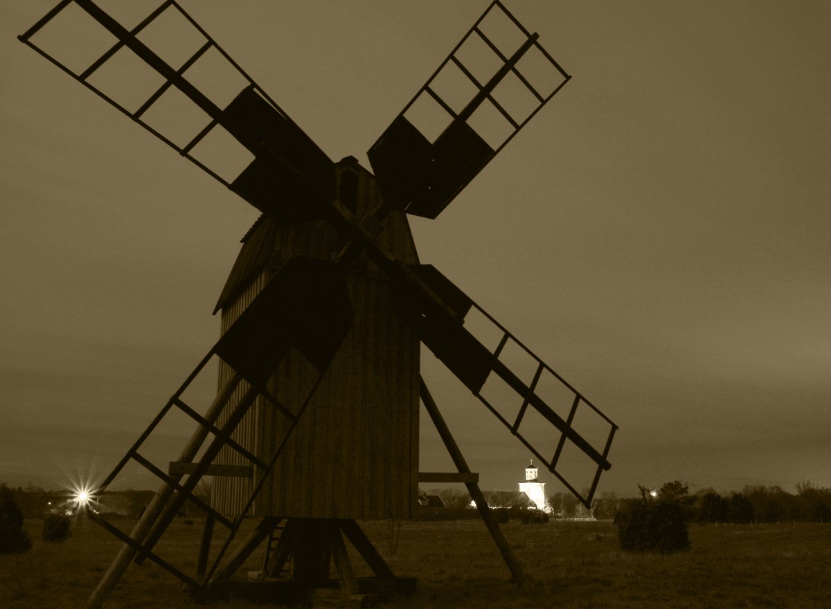 Windmills of Your mind 07